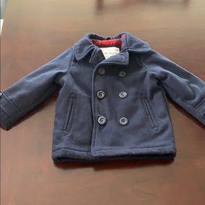GUC Carter's Navy Dress/Pea Coat Size 3T!!